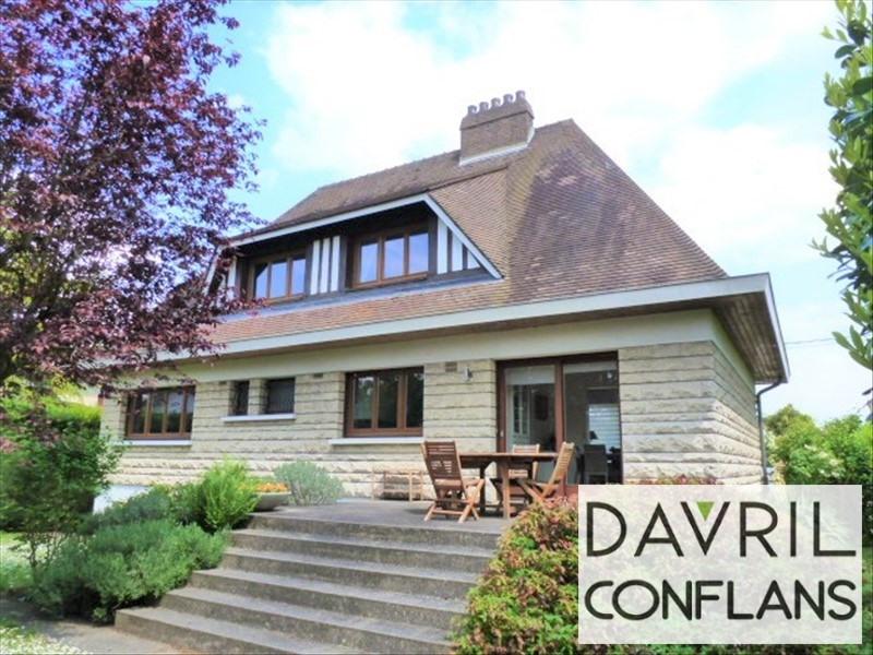 Vente maison / villa Conflans ste honorine 682500€ - Photo 1