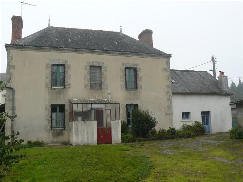 Vente maison / villa Lanouee 80 250€ - Photo 1