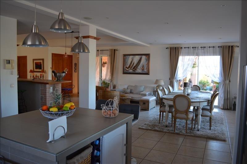 Vente maison / villa Saint jean pla de corts 550000€ - Photo 4