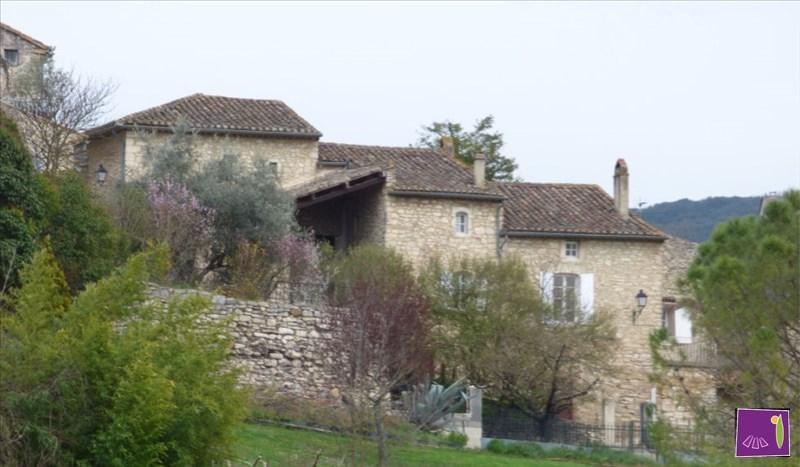 Venta  casa Barjac 169000€ - Fotografía 1
