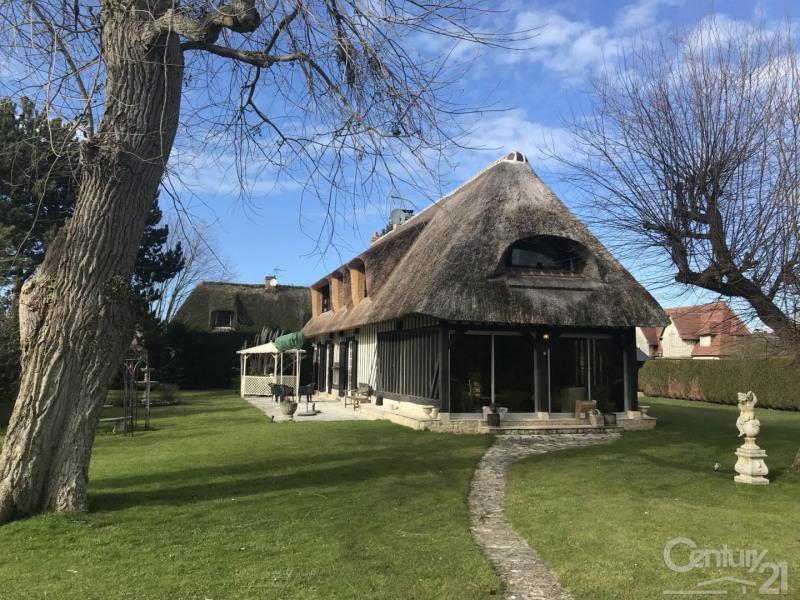 Revenda residencial de prestígio casa Tourgeville 1360000€ - Fotografia 13