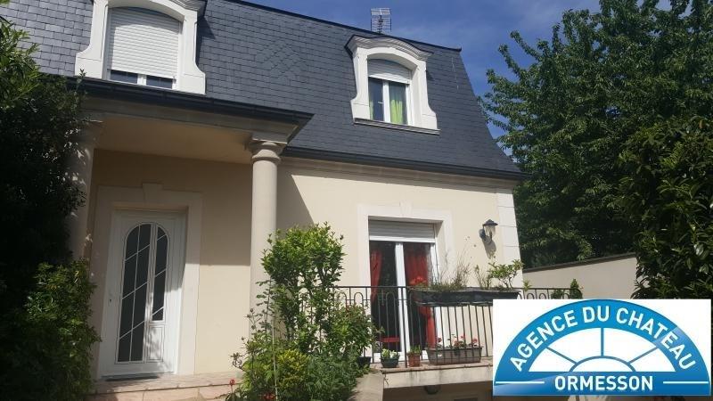 Vente maison / villa Chennevieres sur marne 530000€ - Photo 1