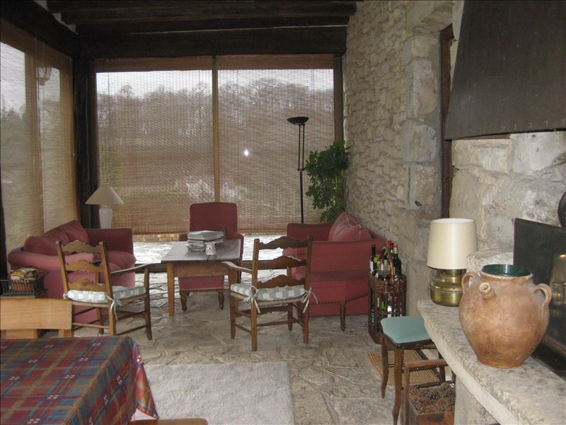 Sale house / villa St cyr en arthies 445 000€ - Picture 5