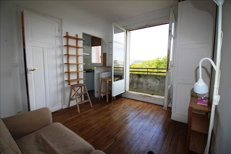 Investment property apartment Boulogne billancourt 155000€ - Picture 1