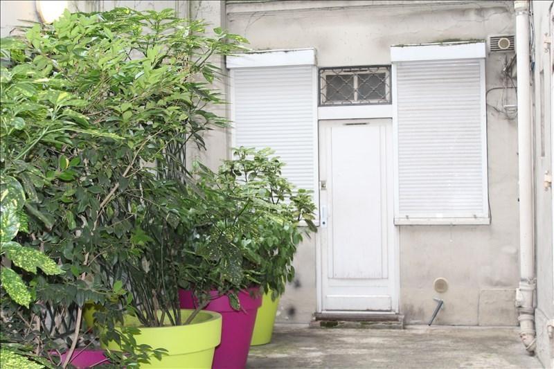 Sale apartment Paris 17ème 85000€ - Picture 3