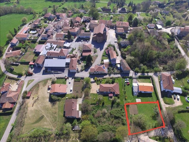 Vente terrain Pommier de beaurepaire 63 000€ - Photo 3