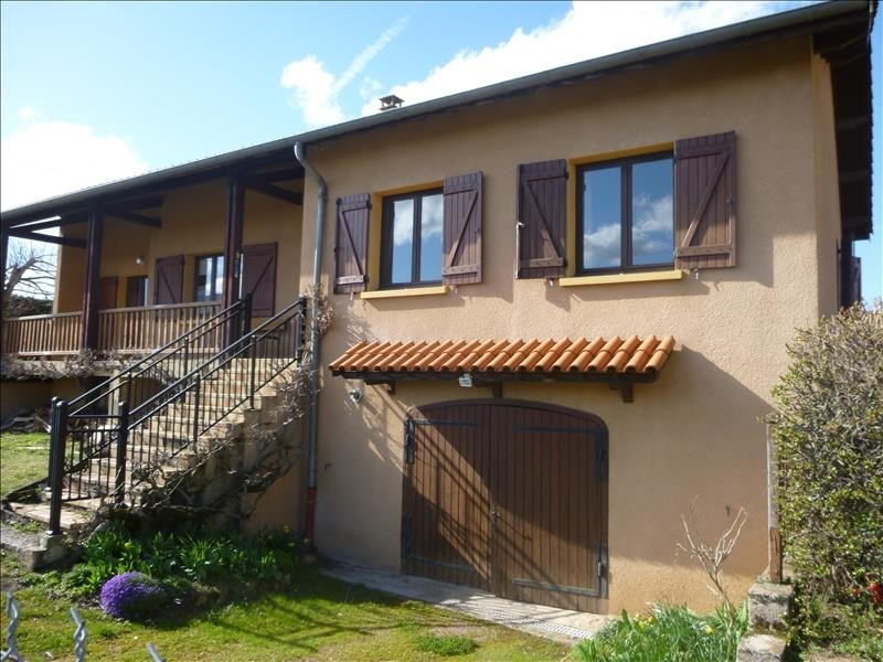 Vente maison / villa St romain de popey 275000€ - Photo 1