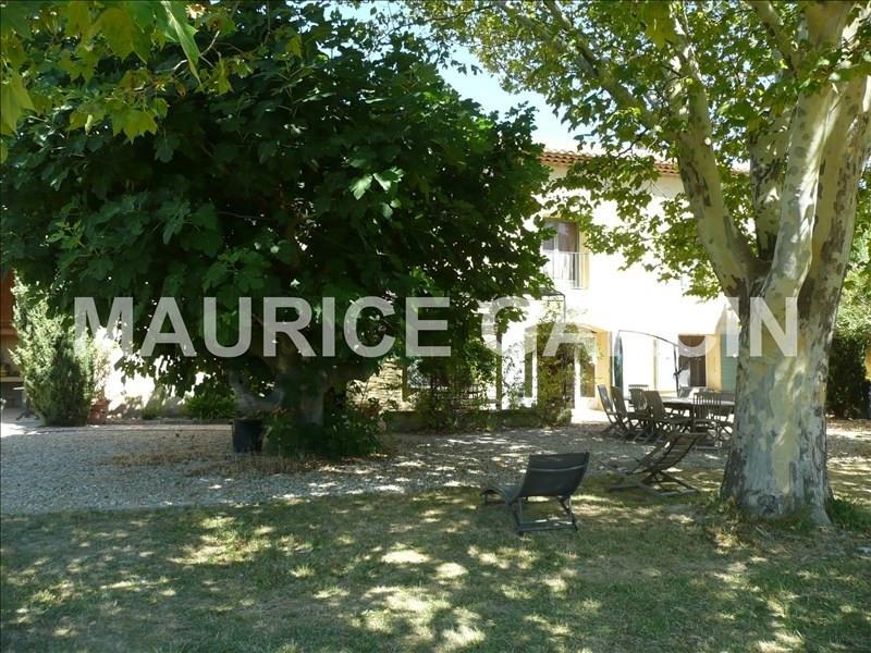 Vente de prestige maison / villa Sarrians 630000€ - Photo 10