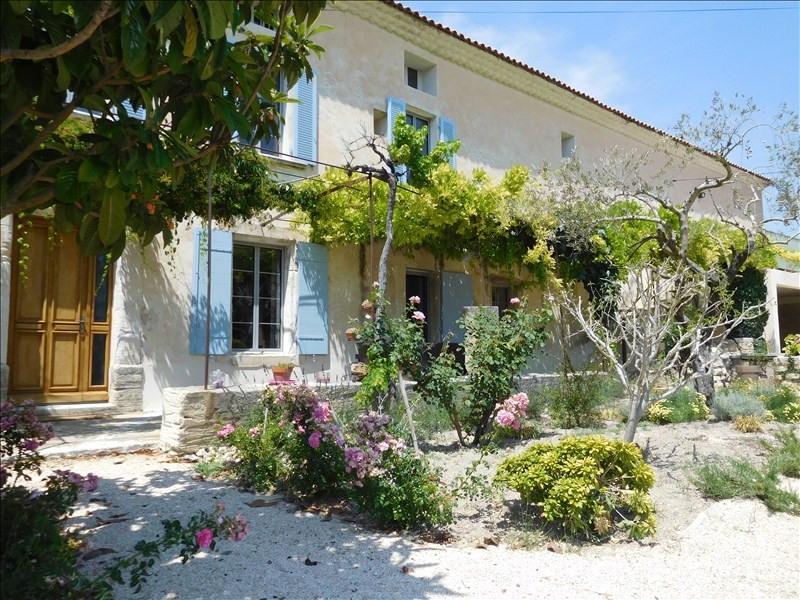 Престижная продажа дом Carpentras 599000€ - Фото 2