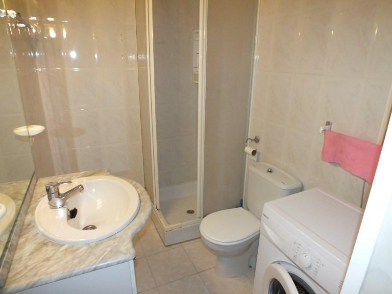 Location vacances appartement Roses santa-margarita 200€ - Photo 8