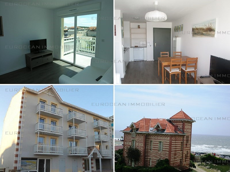 Vacation rental apartment Lacanau-ocean 355€ - Picture 1