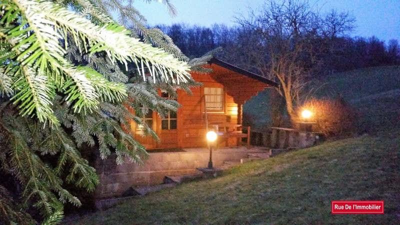 Sale house / villa Langensoultzbach 188000€ - Picture 1