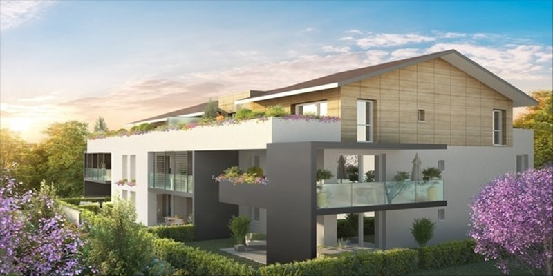 Venta  apartamento Seynod 312000€ - Fotografía 1
