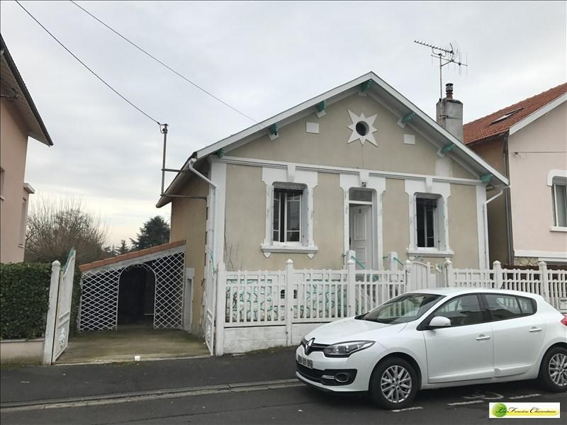 Location maison / villa L isle d espagnac 588€ CC - Photo 1