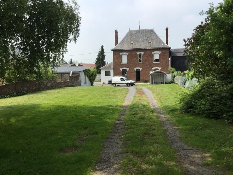 Vente maison / villa Croisilles 138000€ - Photo 2