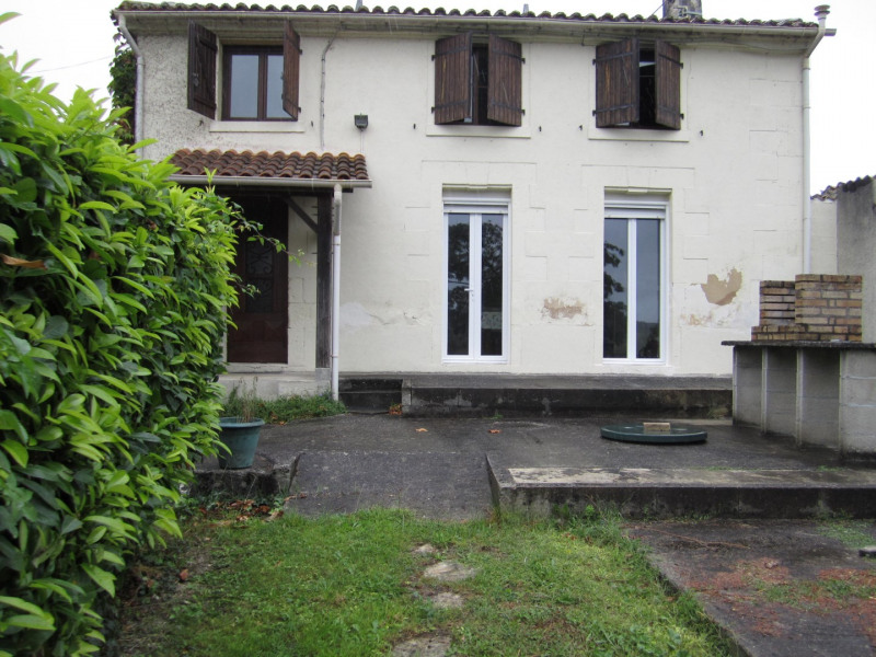 Vente maison / villa Chateauneuf sur charente 141000€ - Photo 1