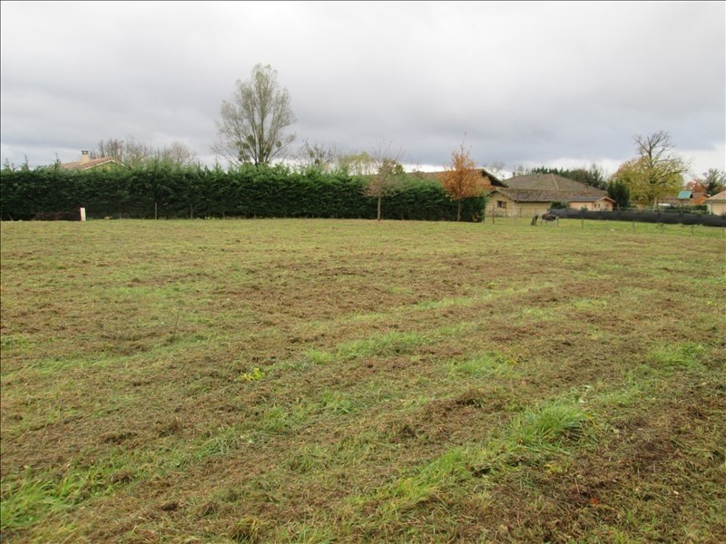 Vente terrain Chevroux 65 000€ - Photo 2