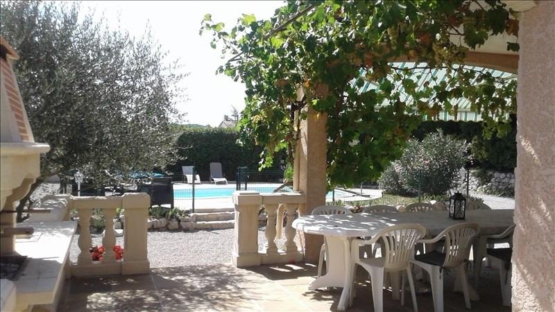 Vente maison / villa Greoux les bains 420000€ - Photo 3