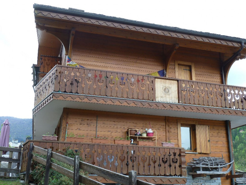 Investment property apartment Les houches 270000€ - Picture 1