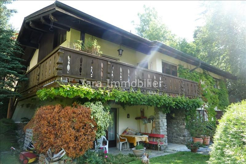 Deluxe sale house / villa Finhaut vs 683 000€ - Picture 1
