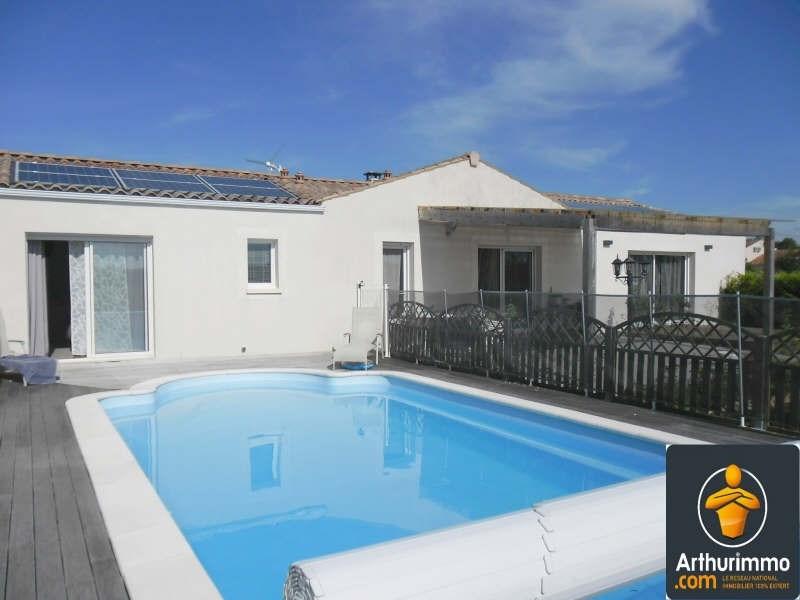 Sale house / villa Aumagne 256000€ - Picture 1