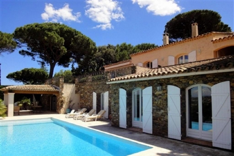 Deluxe sale house / villa Ste maxime 1750000€ - Picture 1
