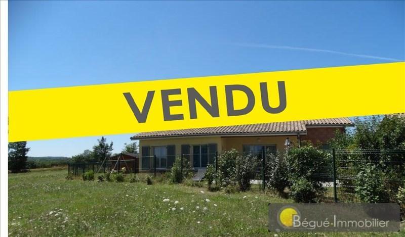 Sale house / villa Fontenilles 277000€ - Picture 1