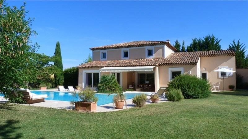 Verkoop van prestige  huis Pernes les fontaines 669000€ - Foto 1
