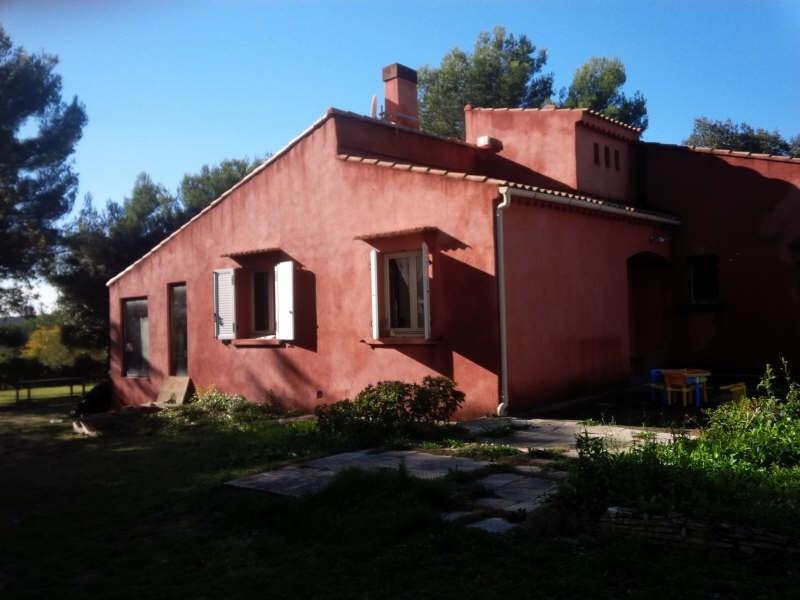 Rental house / villa Eguilles 1753€ CC - Picture 1