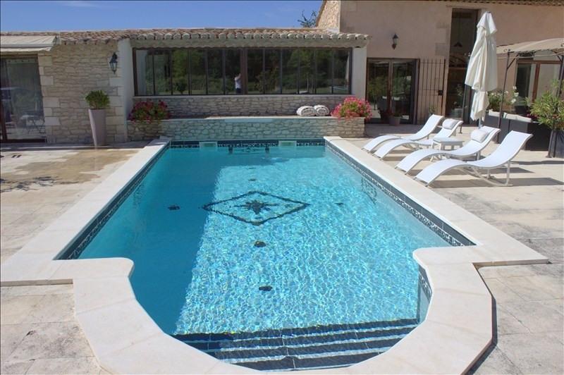 Vente de prestige maison / villa Plan d orgon 779000€ - Photo 3