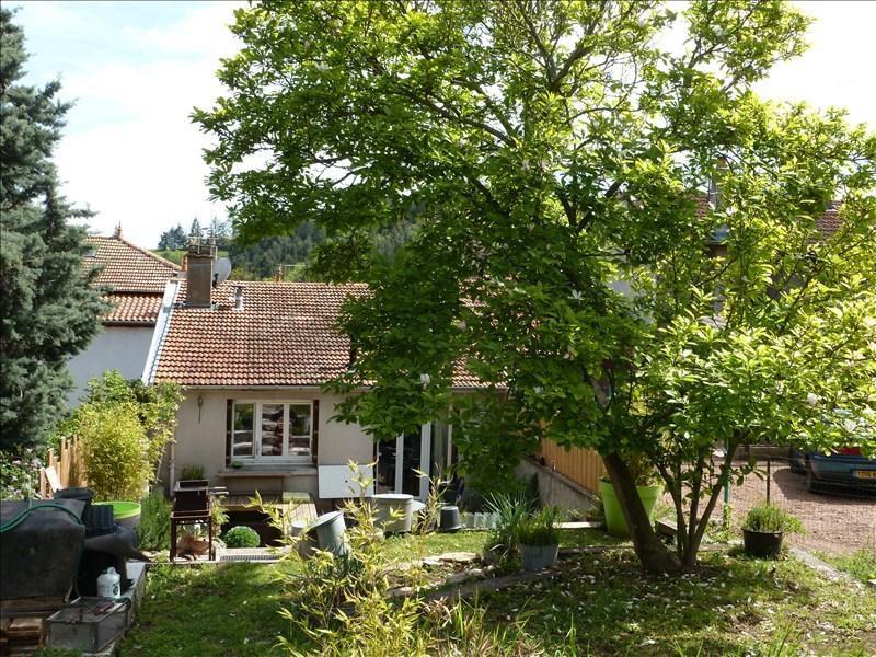 Vente maison / villa St alban les eaux 148000€ - Photo 2