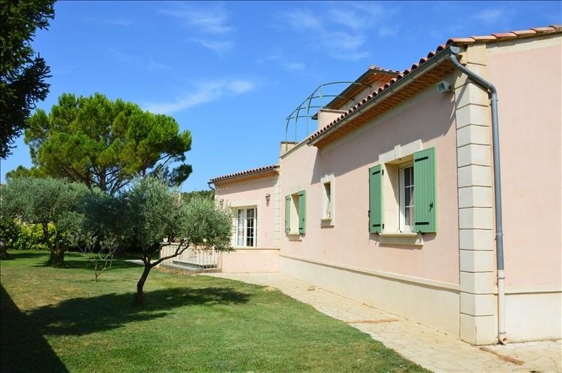 Vente maison / villa Pernes les fontaines 479000€ - Photo 2