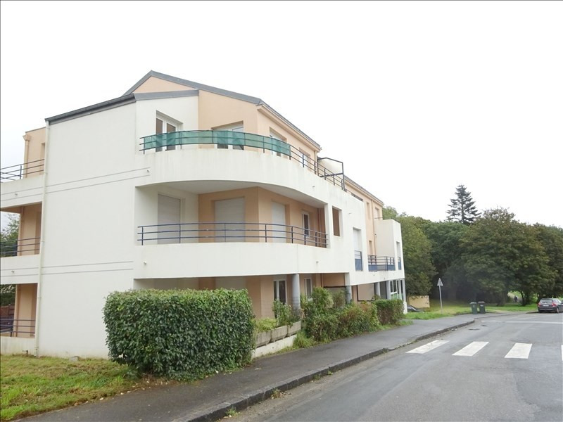 Vente appartement Brest 75 500€ - Photo 1