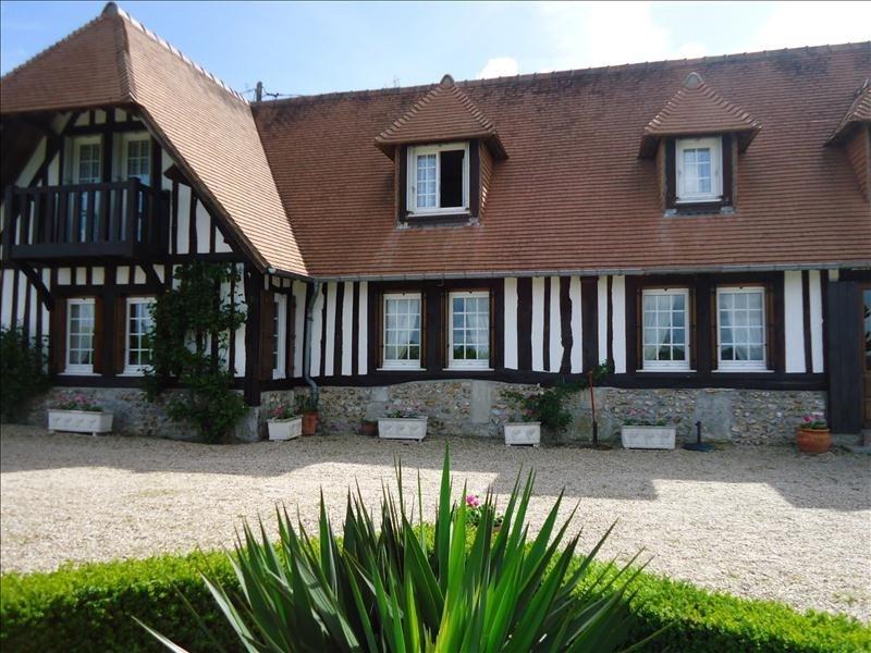 Sale house / villa Lisieux 345000€ - Picture 1