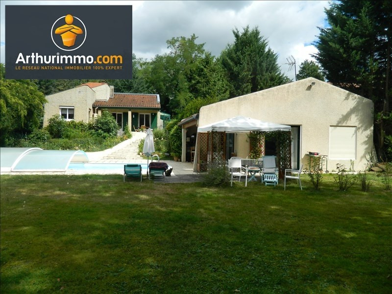Sale house / villa Riorges 289 000€ - Picture 1