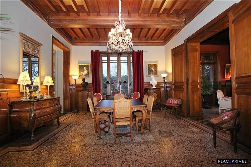 Venta de prestigio  casa Nancy 895000€ - Fotografía 6
