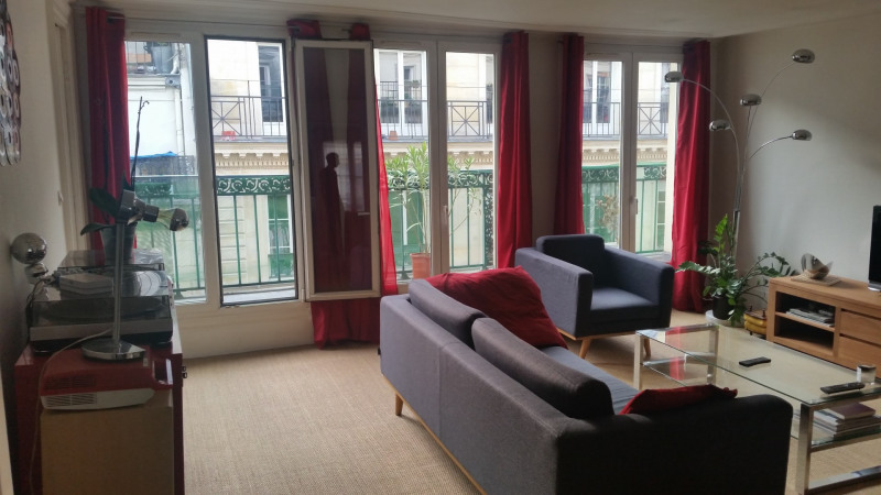 Location appartement Paris 9ème 2 641€ CC - Photo 2