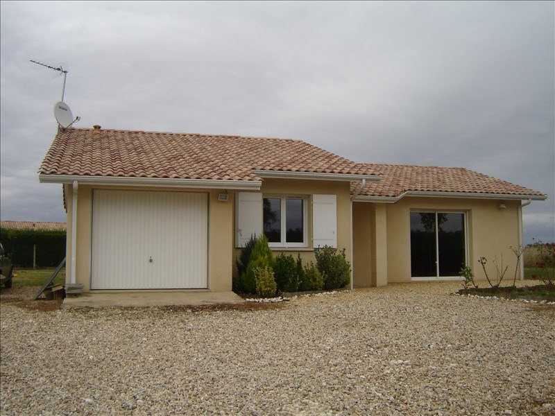 Location maison / villa Montpon menesterol 700€ CC - Photo 1