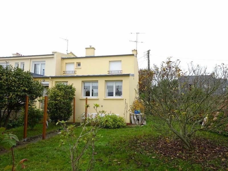 Sale house / villa Brest 148400€ - Picture 1