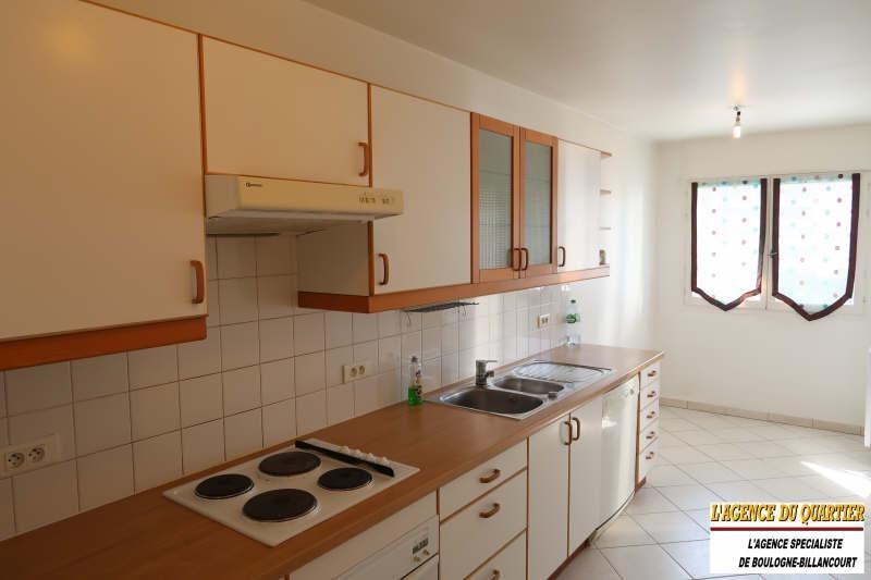 Alquiler  apartamento Boulogne-billancourt 2400€ CC - Fotografía 3