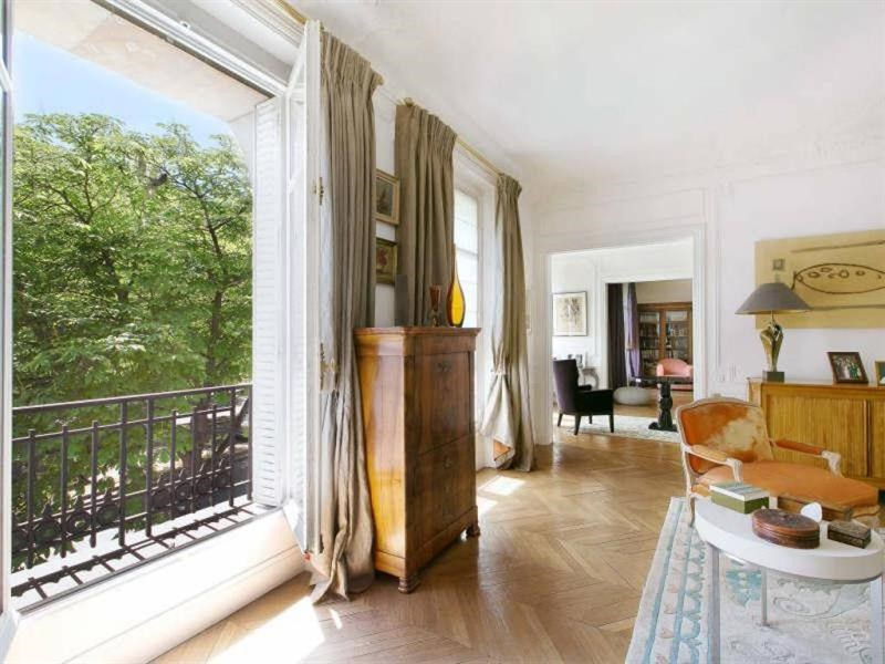Revenda residencial de prestígio apartamento Paris 16ème 4200000€ - Fotografia 4