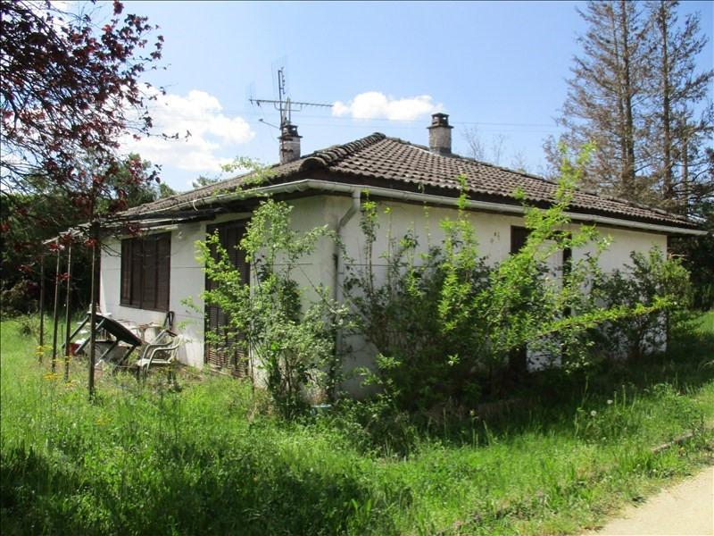 Vente maison / villa St marcellin 136500€ - Photo 2