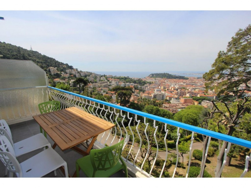 Sale apartment Nice 490 000€ - Picture 1