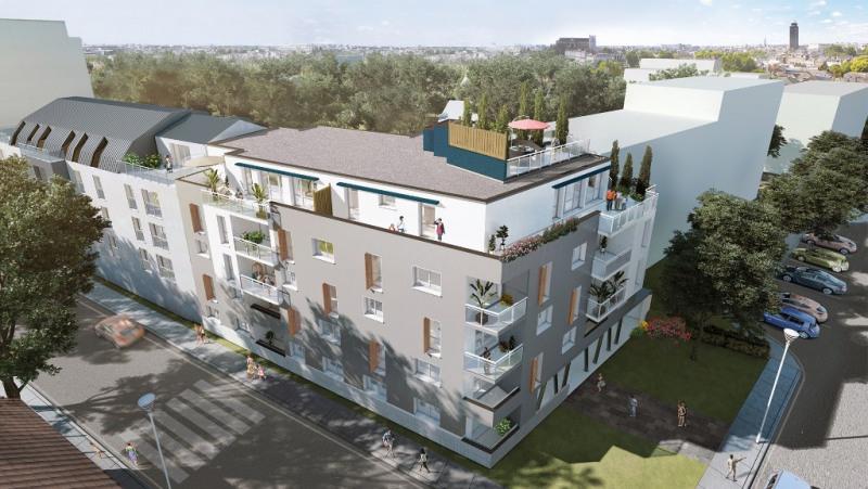 Produit d'investissement appartement Nantes 325000€ - Photo 1