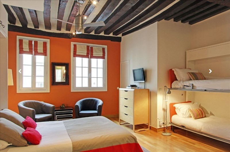 Vente appartement Paris 6ème 485000€ - Photo 1