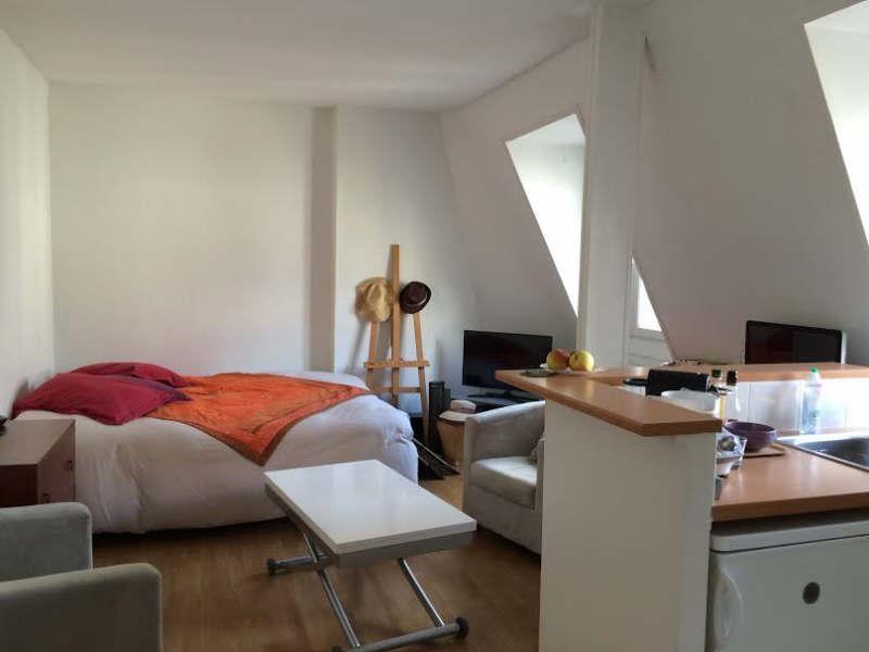 Revenda apartamento Paris 15ème 236000€ - Fotografia 1