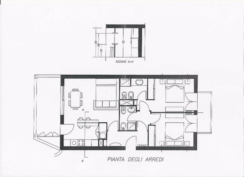 Vendita appartamento Juan les pins 330000€ - Fotografia 10
