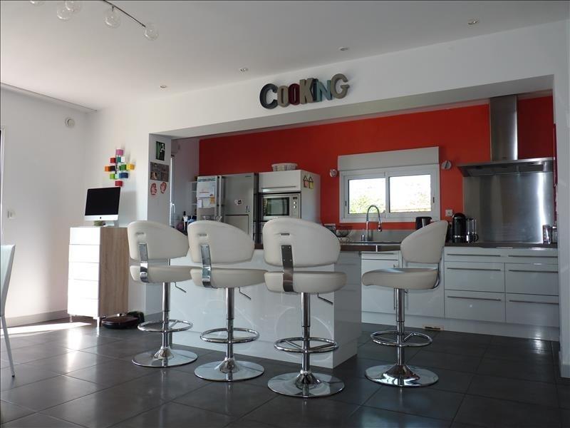 Sale house / villa Nieul le dolent 270400€ - Picture 3