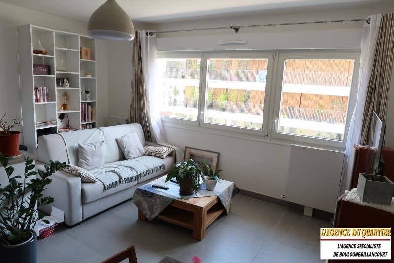 Venta  apartamento Boulogne billancourt 475000€ - Fotografía 7