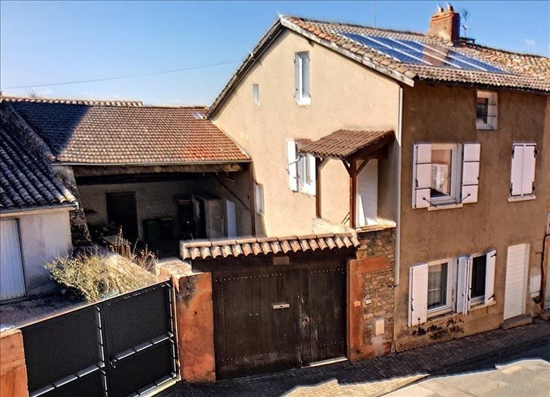 Vente maison / villa Lachassagne 275000€ - Photo 1